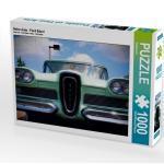 Retro Auto - Ford Edsel 1000 Teile Puzzle quer [4059478172371]