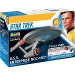 Revell 00454 - USS Enterprise NCC-1701- Technik