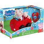 Revellino - Mein erstes ferngesteuertes Peppa Pig Auto aus Plüsch