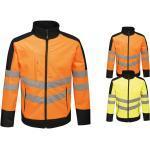 RG625 Regatta Hi-Vis Pro Softshell Jacket