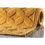 RHOMTUFT Badteppich SEASIDE gold 50 x 70 cm