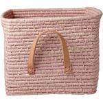 rice Aufbewahrungskorb in rosa