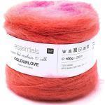 Rico Design Essentials Super Kid Mohair Loves Silk Colourlove 100g 265m pink