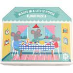 "Riesen-Puzzle ""Mouse in a House"" von Rex LONDON"