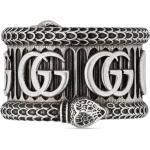 Ring aus Silber mit DoppelG