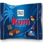 Ritter-Sport Minischokolade Jamaica Rum, Knusperstück, 12 Stück