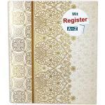 RNK 46703 - Ringbuch, für DIN A5, mit Register A-Z, Alhambra