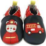 Robeez Krabbel- und Hausschuhe Feuerwehr 23