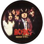 Schwarze AC/DC Möbel matt