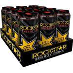 Rockstar Energy Drink Orginal 12er Pack, 12 x 0,5 l inc. 3.00€ EINWEG Pfand