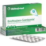 Röhnfried Brieftauben Gambamix mit Carnidazol, 60 Stück