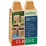 Romberg Classic 22 Anzuchttöpfe - 22 Stück