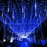 Blaue Lampen & Leuchten aus PVC