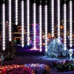 Weiße Lampen & Leuchten aus PVC