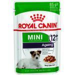 Royal Canin Mini Ageing 12+ Nassfutter 4 x (12 x 85 Gramm)