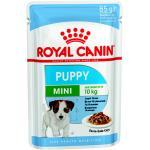 Royal Canin Mini Puppy Nassfutter 2 x (12 x 85 Gramm)