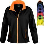 RT231F Result Core Ladies Printable Soft Shell Jacket
