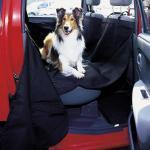Rücksitz Autoschondecke Allside, 145 x 140 x 56 cm