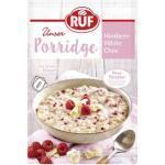 RUF Haferbrei Porridge, Himbeer White Choc, eine Portion, 65g