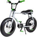 "Ruff Cycles Lil'Buddy Bosch Active Line 300Wh grau 48cm (20"") 2021 E-Bikes"
