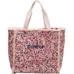s.Oliver (Bags Damen 201.10.103.25.300.2064448 Shopper, Light pink AOP, 1