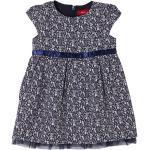 s.Oliver - Kleid mit Alloverprint, Unisex, Blau