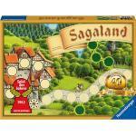 Sagaland 40 Jahre Jubiläumsedition, limitierte Sonderedition im Design der Erstausgabe von 1981