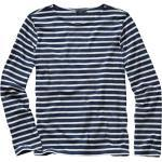 Saint James Herren Bretagne-Shirt blau 3XL, L, M, XL, XXL