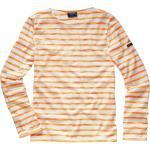 Saint James Herren Scribbled-Bretagne-Shirt weiß L, M, XL, XXL