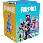 Sammelsticker Fortnite, offizielle Kollektion, 50 Booster im Display, 5 Sticker je Booster