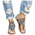 Weiße Römersandalen & Gladiator Sandalen mit Reißverschluss für Damen für den Sommer