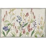 Sander Gobelin Tischset Flower Meadow im 2er-Pack bunt/gruen/rot/gelb 32x48 cm