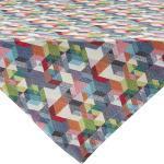 Sander Mitteldecke Cubes bunt 85x85 cm