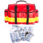SANISMART Erste-Hilfe-Tasche Outdoor gefüllt mit DIN 13169
