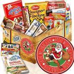 Santa + DDR Süßigkeiten Box + Geschenkeset Weihnachten für Männer