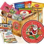 Santa / Ostpaket / Schokoladenkorb / Weihnachtsgeschenkidee für Freund
