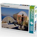 Santorini und seine Vielfalt Foto-Puzzle Bild von Jürgen Schäpers Puzzle