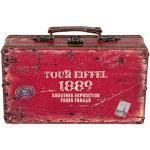 Sarah B Truhe Kiste KD 1516 Koffer Kofferset Holztruhe Schatzkiste Piratenkiste