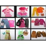 Satz Von Große Volle Outfits Hose 3 QualitätMade for Barbie Puppen Kleider Rock Taschen Etc. Puppe Nicht Enthalten Von London Mit Dem Fett Catz Veröffentlicht