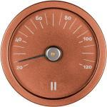 Sauna Thermometer rund Rento Copper / Kupfer