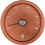Sauna Thermometer rund Rento Copper / Kupfer 6410412764294