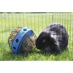 Savic Salatraufe & Heuraufe Bunny Toy Kaninchen & Meerschweinchen - 19,5 x 18 x 12 cm