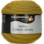 Schachenmayr Handstrickgarne Cotton Jersey Oliv