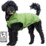Grüne Schecker  Regenmäntel & Regencapes für Hunde maschinenwaschbar