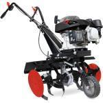 Scheppach MTP 560 3,7 PS Benzin Gartenhacke Motorhacke Bodenfräse Kultivator