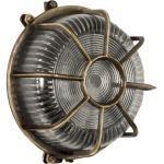 Schiffslampe Bering Bronze