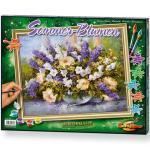 SCHIPPER 609130717 MNZ - Malen nach Zahlen Sommerblumen