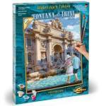 SCHIPPER 609130819 Malen nach Zahlen - Fontana di Trevi in Rom