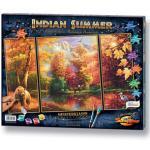 SCHIPPER 609260650 MNZ - Malen nach Zahlen Indian Summer