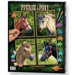 SCHIPPER 609340625 MNZ - Malen nach Zahlen Pferde & Pony